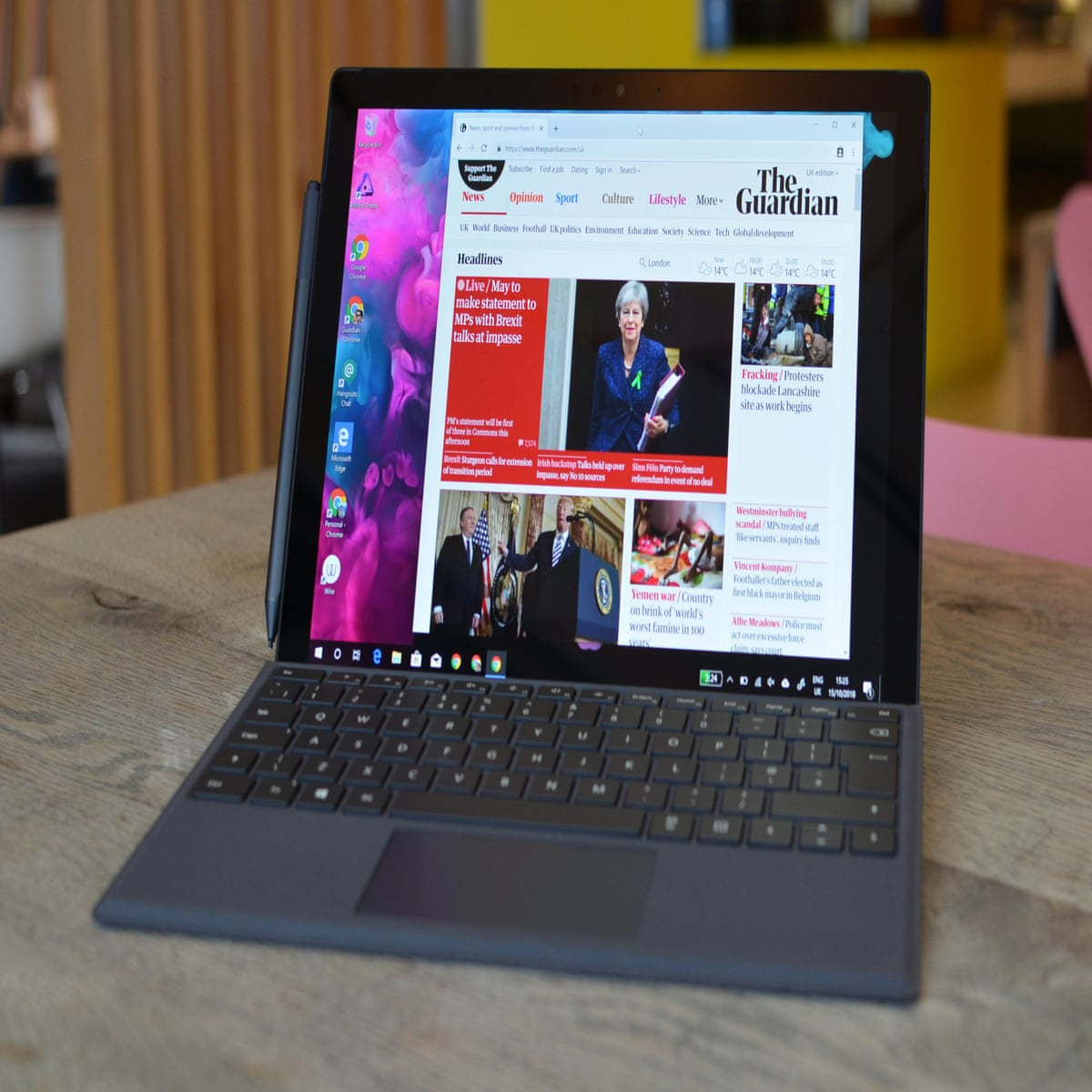 Windows surface pro laptop review | Surface Pro 6 Review