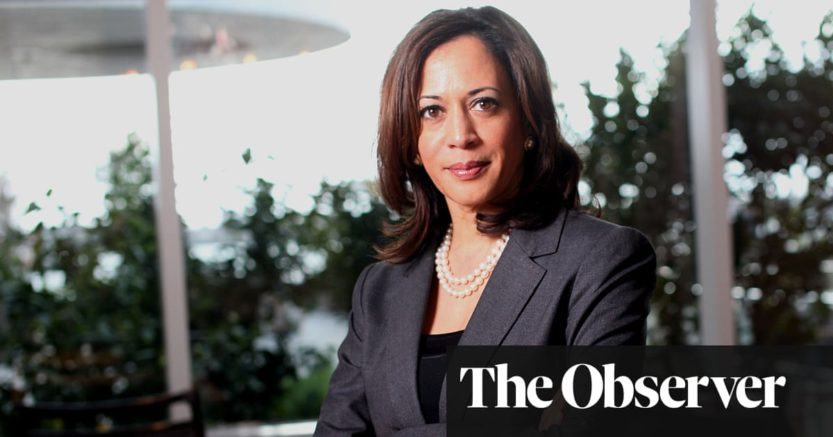 Kamala Harris: young, black, female – and the Democrats' best bet for 2020?