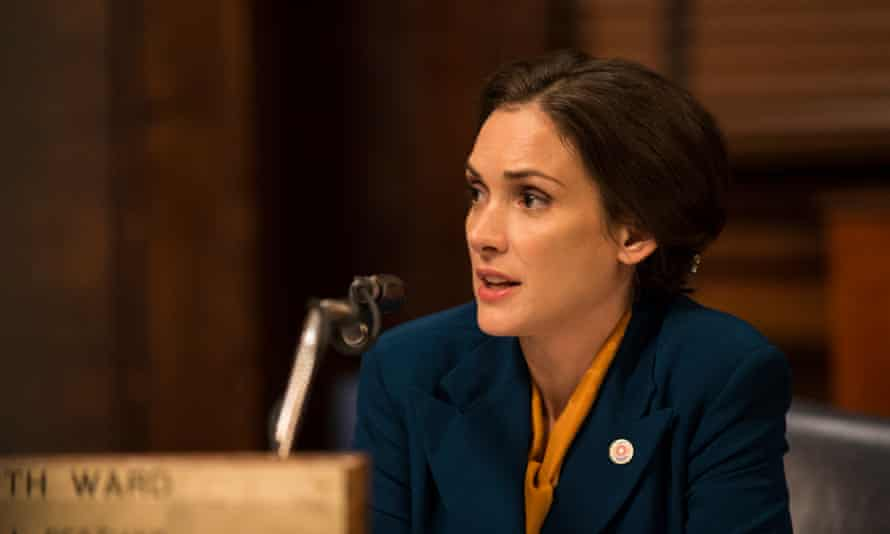 Winona Ryder in Show Me a Hero.