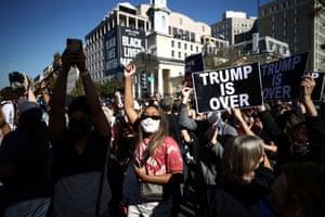 Black Lives Matter Plaza, Washington DC