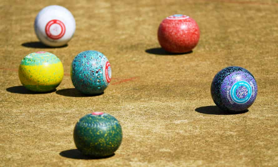 Commonwealth Games branded Lawn Bowls
