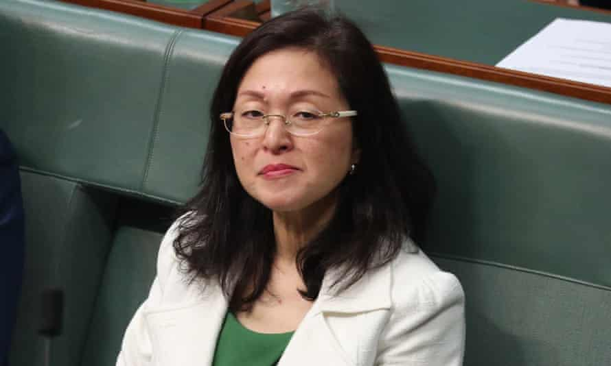 The Liberal MP Gladys Liu