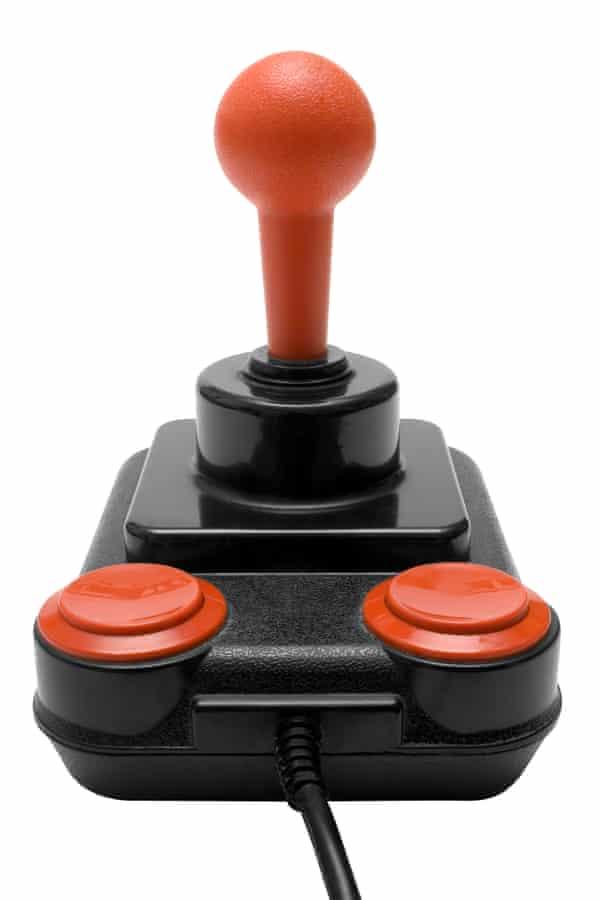 the classic Atari Joystick.