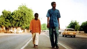 Hamza Moctar Aguid and Ahidjo Mahamat Moussa in Abouna.