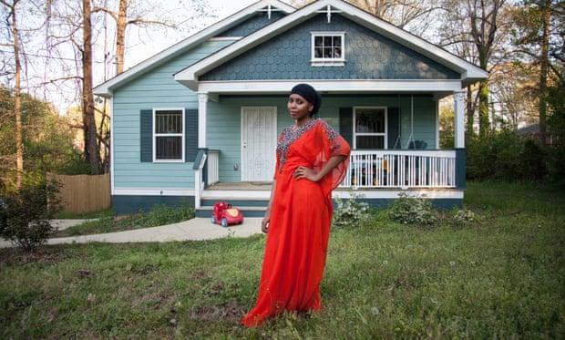 Jaha Dukureh launched FGM campaign