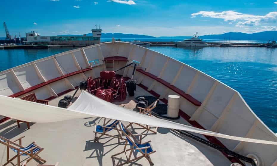 Botel Marina, Rijeka, Croatia
