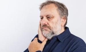 Slavoj Žižek draws on Hegel, Lacan and Tarantino.