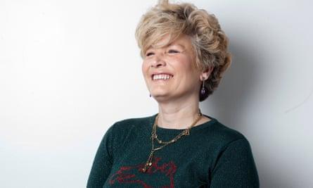 Deborah Orr pictured in 2011