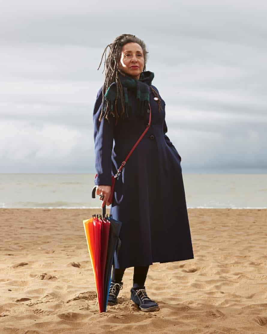 Political activist and author Jackie Walker
