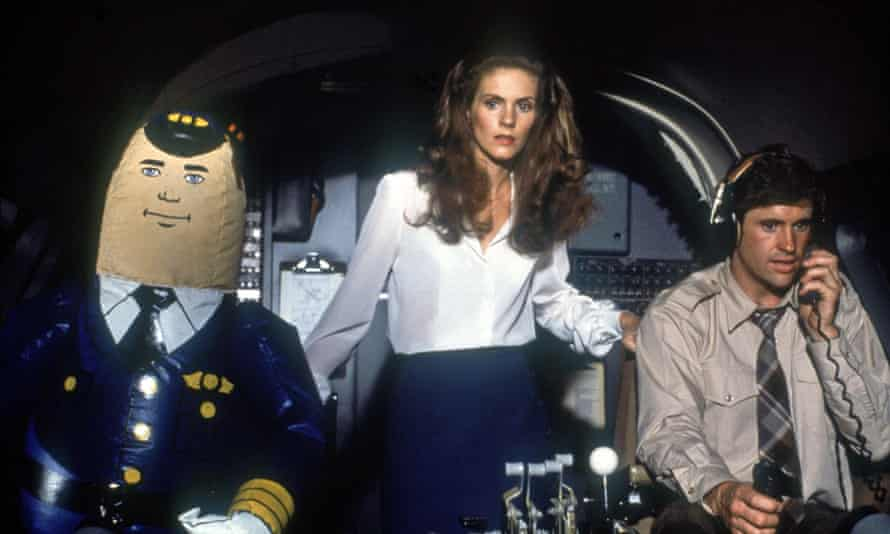 'On some moronic level, people do care whether the plane lands and whether Ted and Elaine get together.'