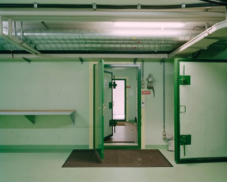 When science goes wrong … inside a nuclear bunker.