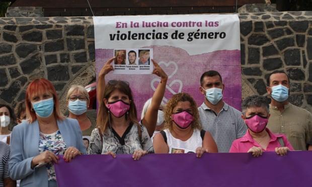 Spain,Olivia, island of Tenerife,Beatriz Zimmerman, Pedro Sánchez,Anna and Olivia,Caíz, murder , southern region of Seville,harbouchanews