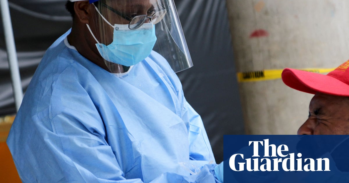 'Crisis unfolding' as Papua New Guinea hospitals hit by worst Covid wave yet