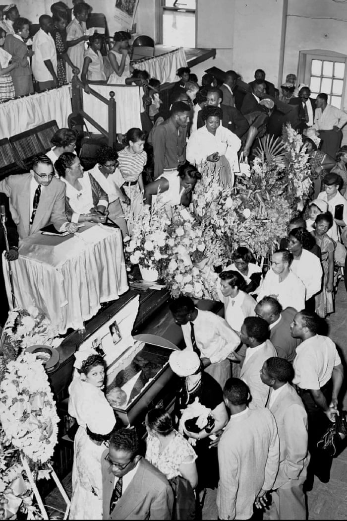 Will Justice Finally Be Done For Emmett Till Family Hope A 65 Year Wait May Soon Be Over Civil Rights Movement The Guardian