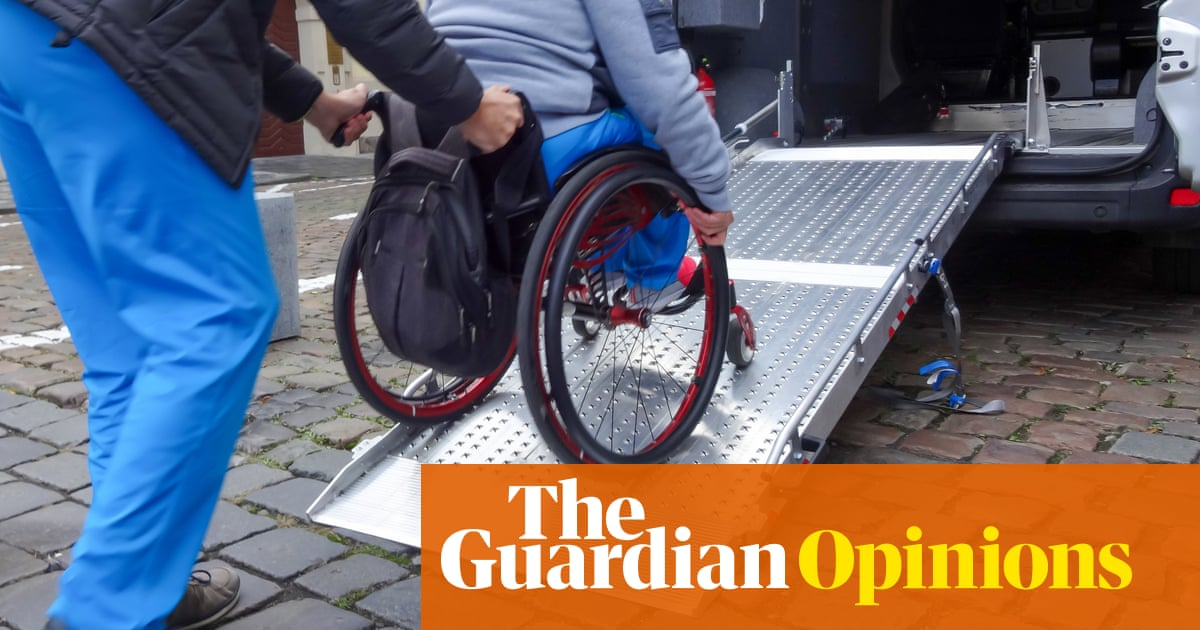 The Guardian view on social care and disability: a cruel policy vacuum