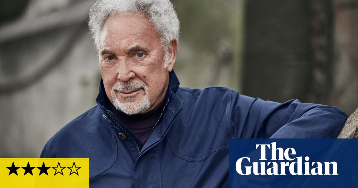 Tom Jones: Surrounded By Time review   Alexis Petridiss album of the week