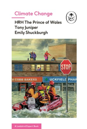 Prince Charles's book, written with Tony Juniper and Emily Shuckburgh.