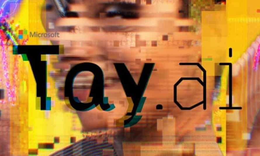 Microsoft's artificial intelligence chatbot Tay didn't last long on Twitter.
