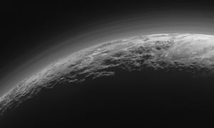 Pluto, discovered in 1930, was downgraded to a dwarf planet in 2006.