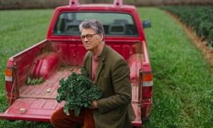 Guy Singh-Watson, of Riverford Organic Farmers, based in South Devon.