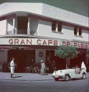 1950s Tangier is the setting for Christine Mangan's Tangerine