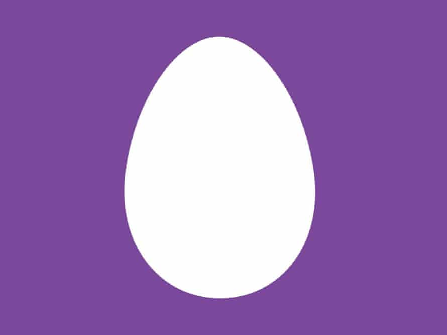 The egg was introduced in 2010 to illustrate that a new user was about to 'hatch'.