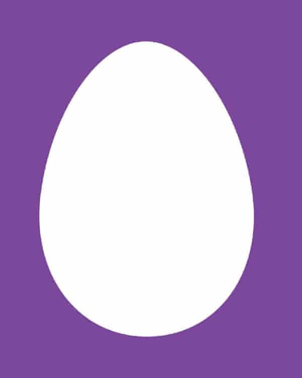 Twitter egg avatar.