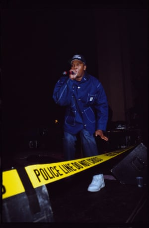 Louder than a bomb: 40 years of hip-hop photography – in pictures