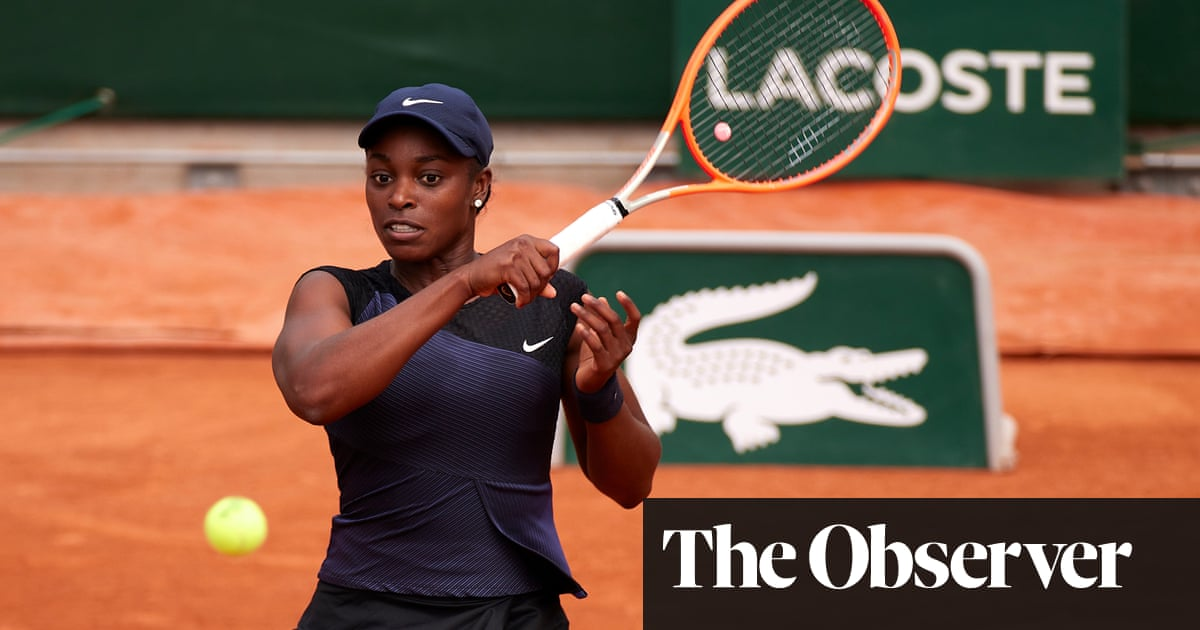 Sloane Stephens sees off Muchova to reach French Open fourth round