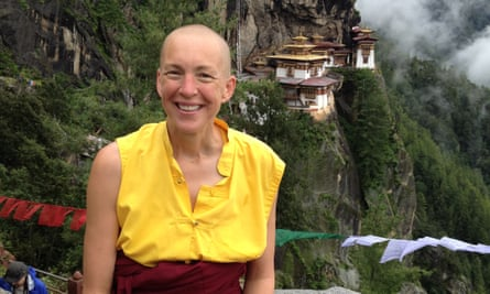 Emma Slade in Bhutan