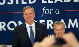 Republican presidential candidate Jeb Bush has announced the suspension of his campaign.