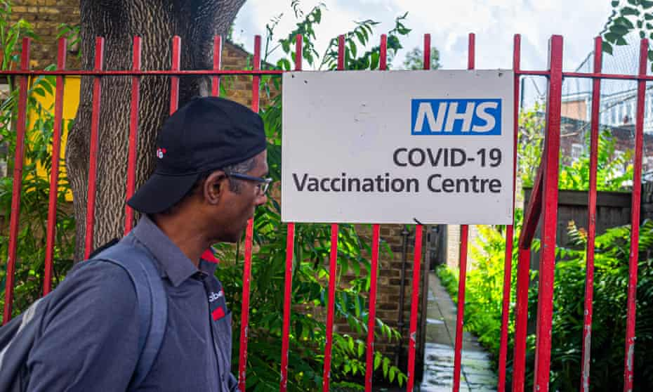 JCVI members say the focus should remain on getting people to have their first two vaccine doses