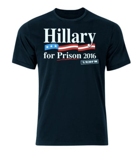 Hillary for prison.