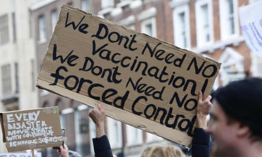 anti-vax wankers
