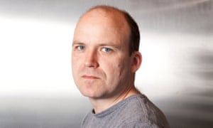 Rory Kinnear photographed at the National Theatre, London