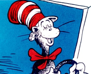 The Cat in the Hat from Dr Seuss