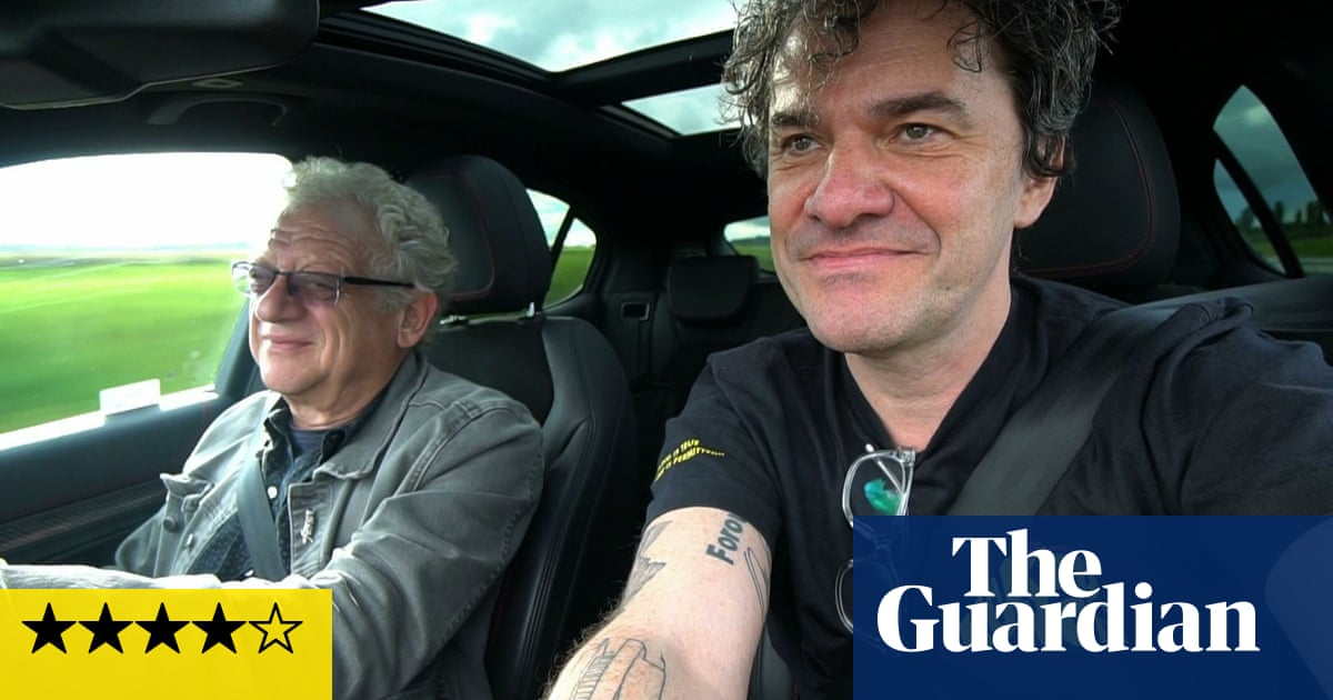 The Storms of Jeremy Thomas review – Mark Cousins rides shotgun with uber-producer