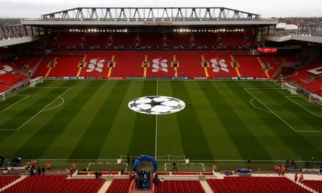Liverpool v PSG: Champions League – live!