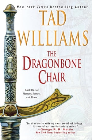 The-Dragonbone Chair by Tad Williams