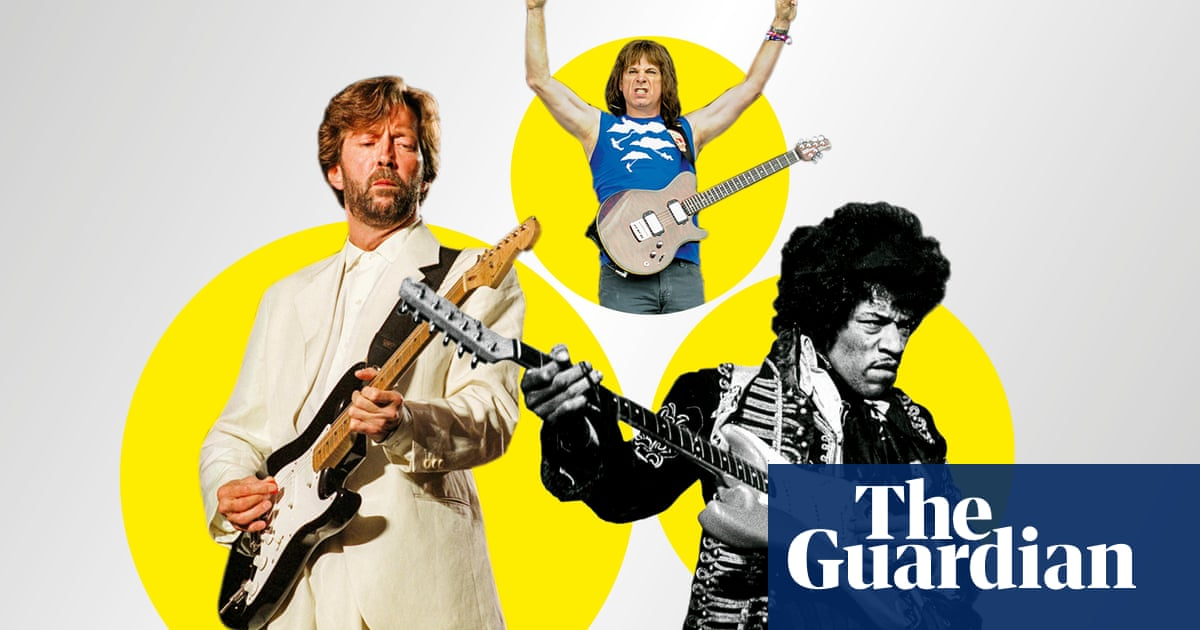 Clapton, Hendrix, Spinal Tap: which is the best ever guitar solo?