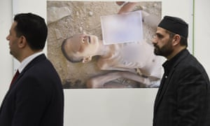 The 'Caesar photographs', depicting the atrocities committed by the Assad regime, were taken by a former policeman of the Syrian army who defected and fled the country in 2013.