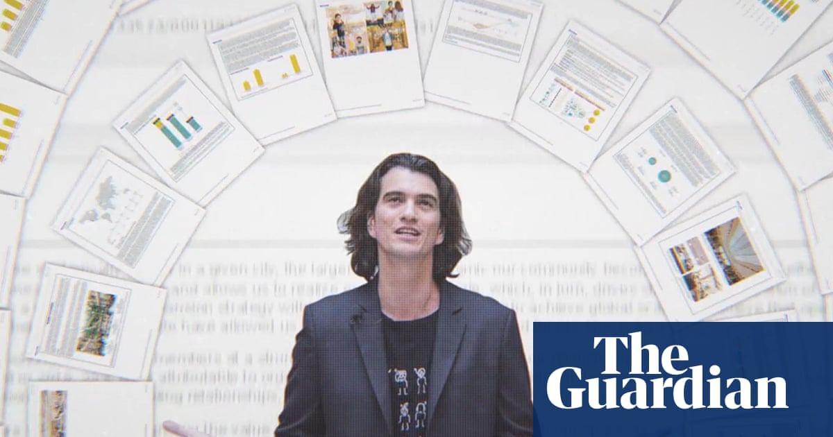 'People believed it': the rise and fall of WeWork, a $47bn unicorn