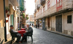 Calabria, the setting for the new novel, <em>No Mortal Thing.</em>