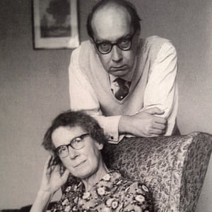 Philip and Eva Larkin