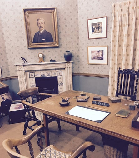 Gaffer's Office