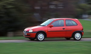 Curators say the 1994 Vauxhall Corsa GLS could become one of the museum's rarest exhibits.