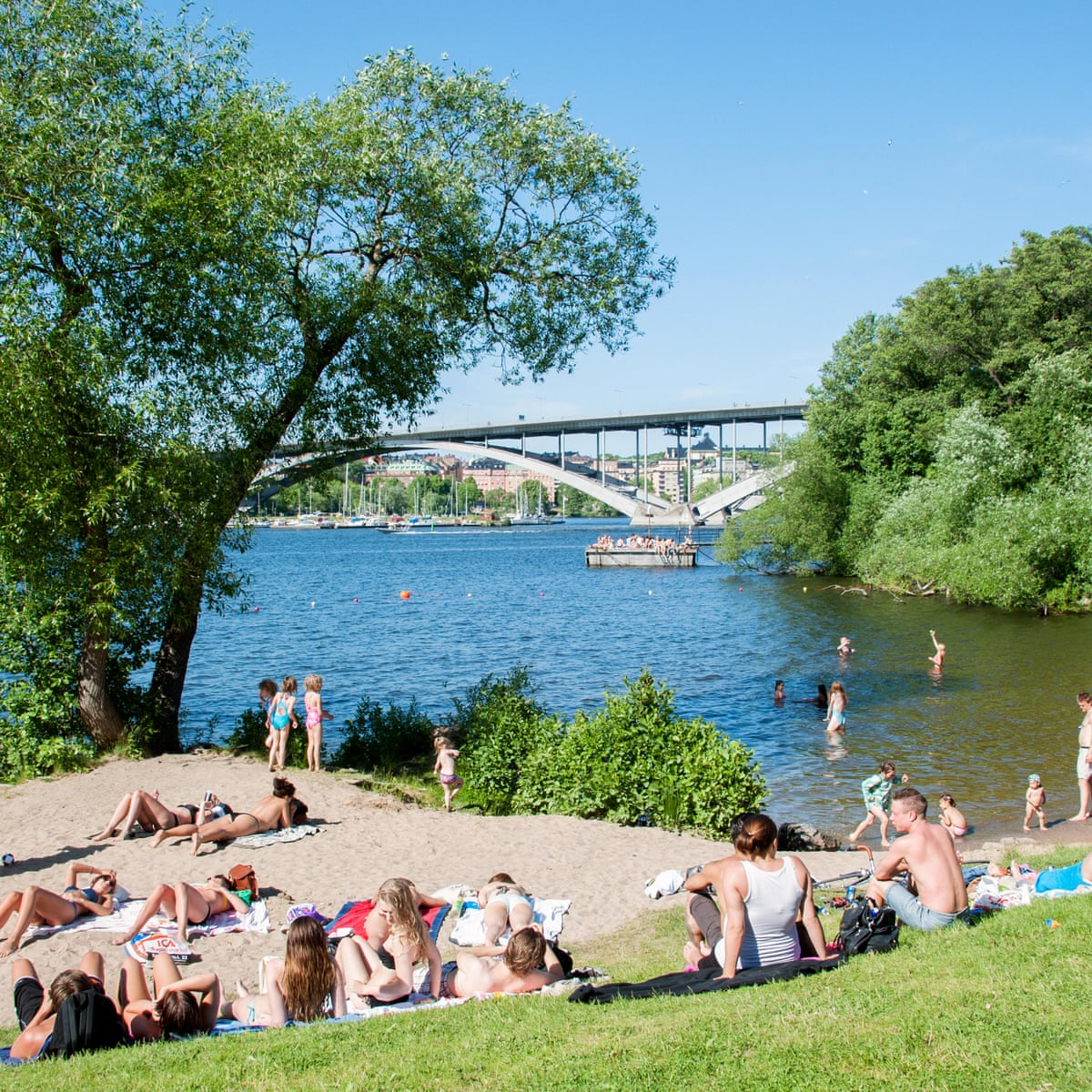 Swedish beach public sex photos