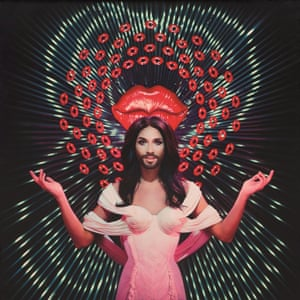Crazy Love (2014) Model: Conchita Wurst Created for the Crazy Horse cabaret, Paris Galerie Daniel Templon, Paris