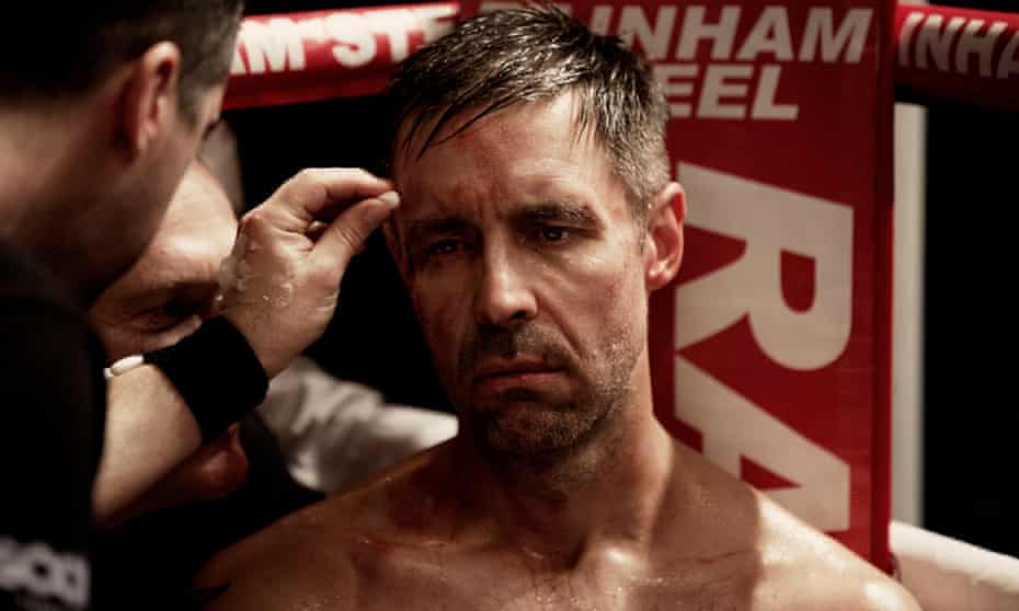 Paddy Considine in Journeyman.