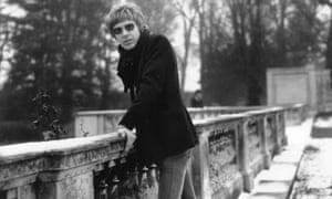 The landscape of the self ... Walker in 1967.